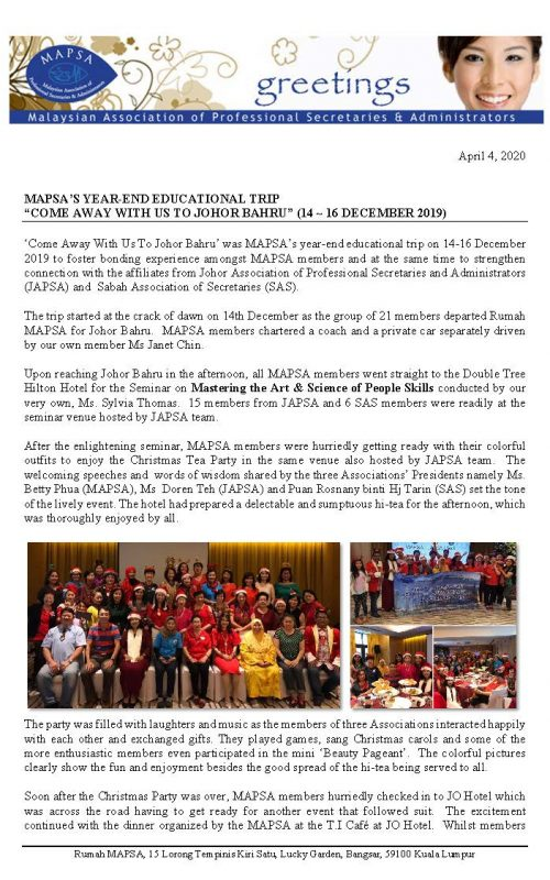 Post Event Report_04.04.2020 Educational Trip to JB Dec14-16, 2019_Page_1