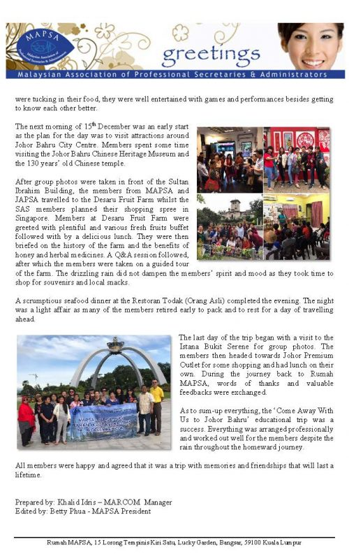 Post Event Report_04.04.2020 Educational Trip to JB Dec14-16, 2019_Page_2
