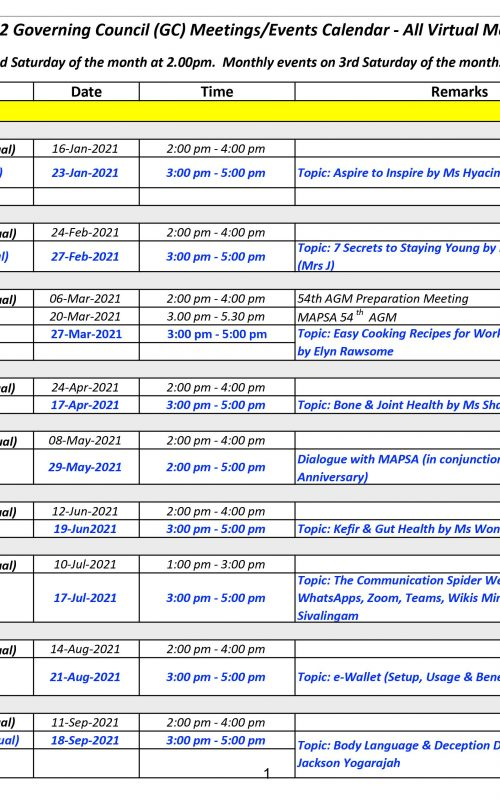 MAPSA CoEvents 2021-2022.pf July 2021